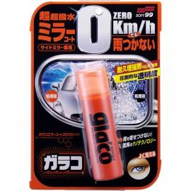 GLACO Mirror Coat Zero — нано покрытие для зеркал 40  мл SOFT99 Япония