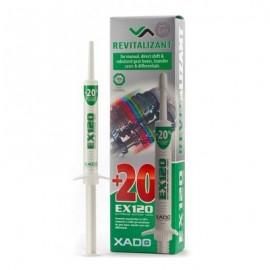 Ревитализант XADO Revitalizant EX120 для КПП и редукторов