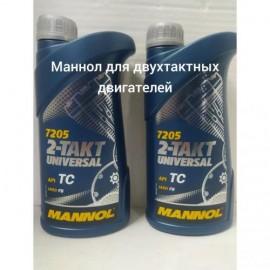 MANNOL 2-Takt Universal 7205 1 л  универсальное двухтактное
