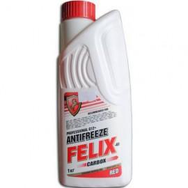 Professional Antifreeze FELIX® CARBOX антифриз Феликс 1 л красный G12+