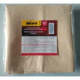 Профессиональная синтетическая замша Браво. 35*50 см BIZ60