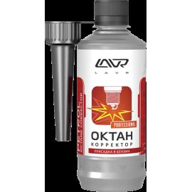 Октан Плюс LAVR Octane Plus Petrol, присадка в бензин LN2111