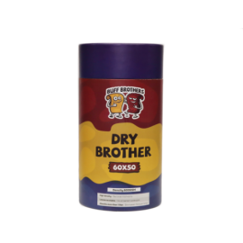 Микрофибра для сушки BUFF BROTHERS DRY BROTHER 60x50 темно синяя ,золотая и марун