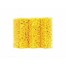 Губка крупнопористая, Кузов  - светло-желтого цвета SmartOpen
