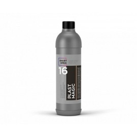 16 PLAST MAGIC Матовое молочко для пластика 500 ml