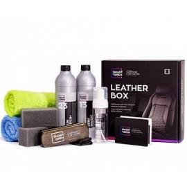 SmartOpen® Smart Leather Box Набор для чистки кожи