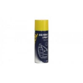 SILICONE SPRAY Mannol 400 ml Силиконовая смазка аэрозоль