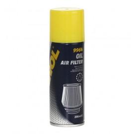 AIR FILTER OIL Пропитка масляная для воздушных фильтров Маннол