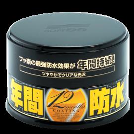 Fusso 12 Months Защитное покрытие для кузова автомобиля тёмного цвета Софт99 (япония) 10300