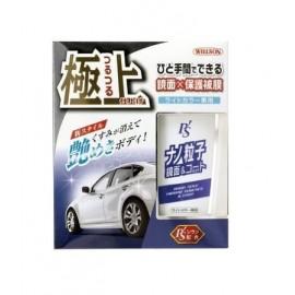 Защитное покрытие — полироль «Зеркальный блеск»для кузова светлых автомобилей с аппликатором WS-01278
